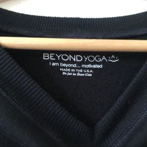 Beyond Yoga Sweaters - Beyond Yoga | Black Pullover